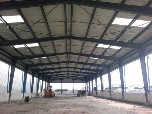 Bottom price Steel Structure Of Building - H-Section Steel Construction Prefab House for Workshop – Xinmao ZT Steel