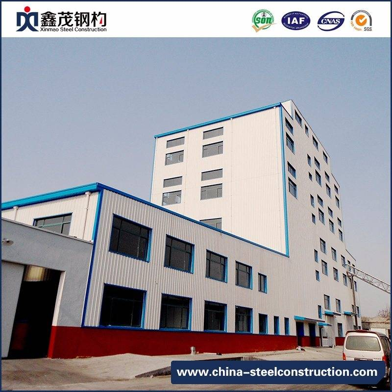 Wholesale OEM Economic Homes - H-Section Steel Structure Warehouse with Durable Good Quality – Xinmao ZT Steel