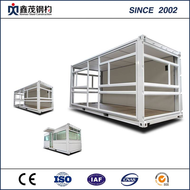 High Quality Prefabricated ISO Latin continens Domus enim vocatione