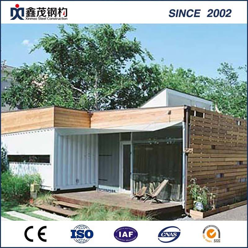 High Quality Prefabricated and Mobile Shipping Container House Home
