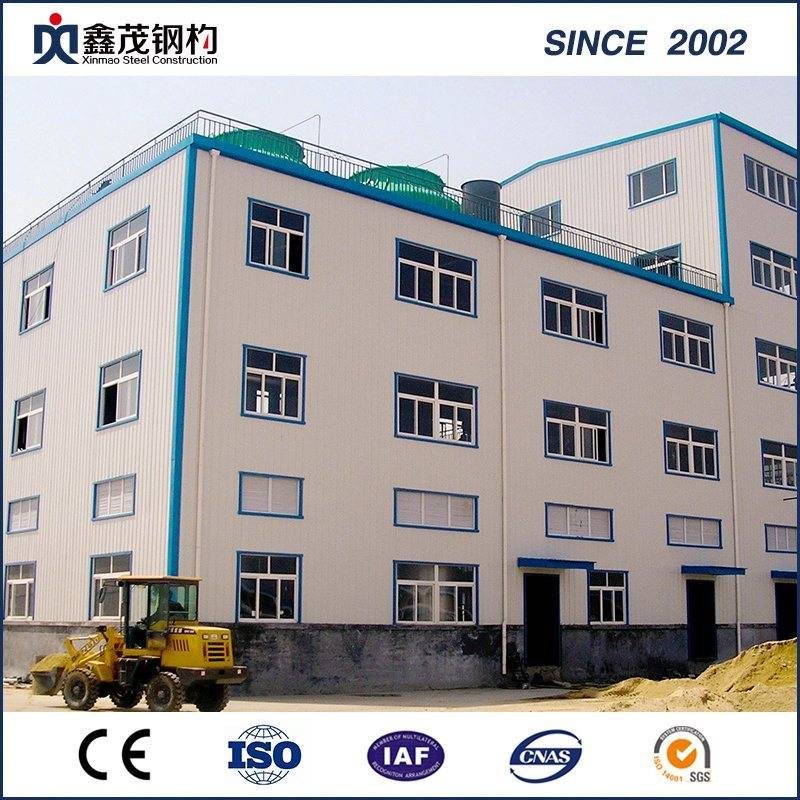 Hot Sale Prefabricated Muti-Level Office Building para sa Promotion