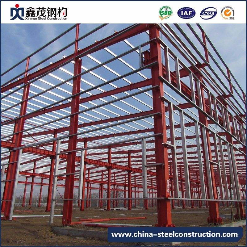 100% Original Steel Structure Building South Africa - Hot Sale Steel Structure Factory Plant Steel Frame Building – Xinmao ZT Steel