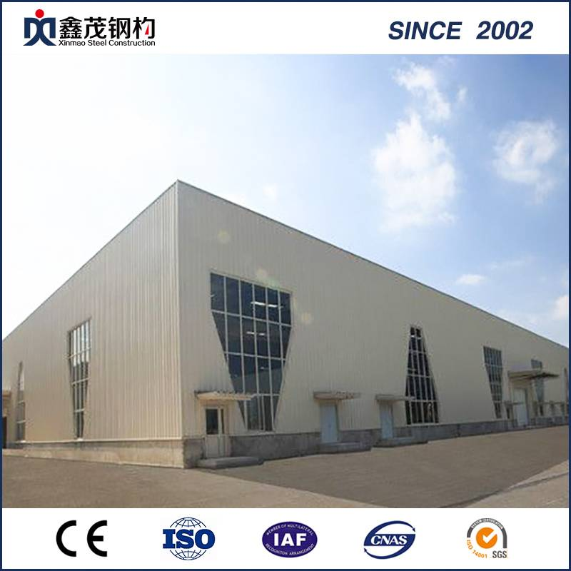 High Performance Chicken House - ISO Certificate Factory Building Prefabricated Steel Buildings Durable as Workshop – Xinmao ZT Steel