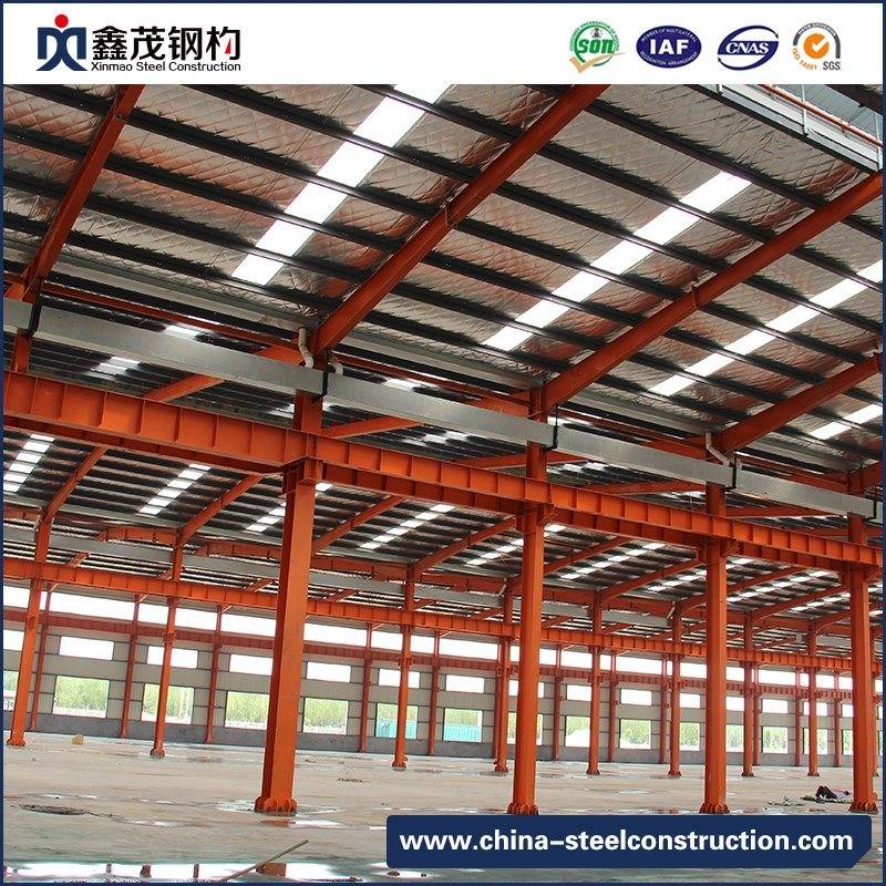 Light Frame Prefaricated Construction Design Steel Structure Building