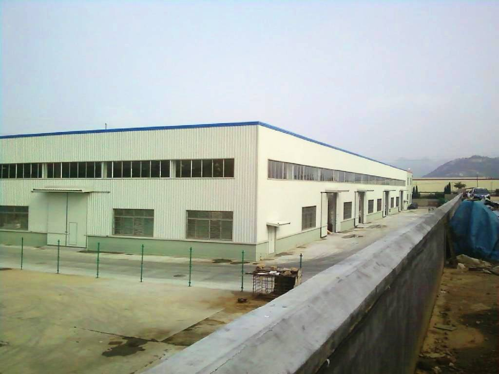 China Cheap price Container Home Hamptons - Low Cost Prefabricated Steel Construction Workshop Frame Warehouse – Xinmao ZT Steel