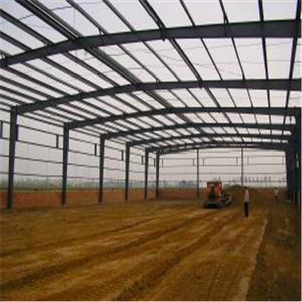 Low Cost Steel Structure Construction Building From Shandong, Qingdao