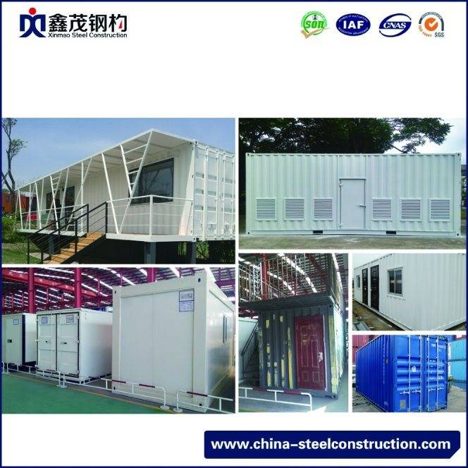 Modular Customized Design Shipping Container Home Featured Image