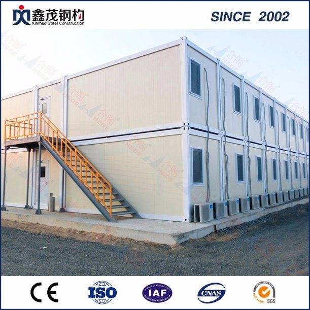 Modular Sandwich Panel Prefabricated Container House for Living