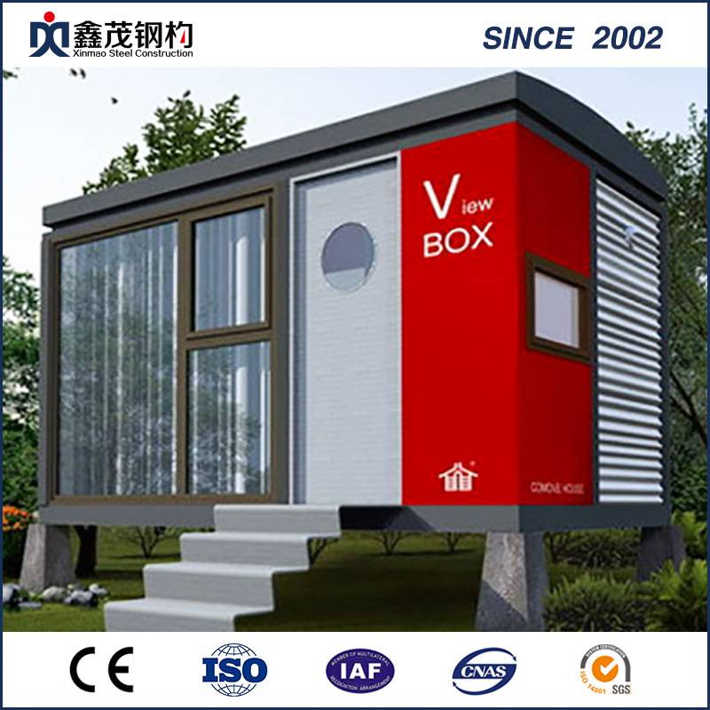 Noble fetotsoe 20 FT Standard Prefabricated Shipping setshelo House le Bathroom