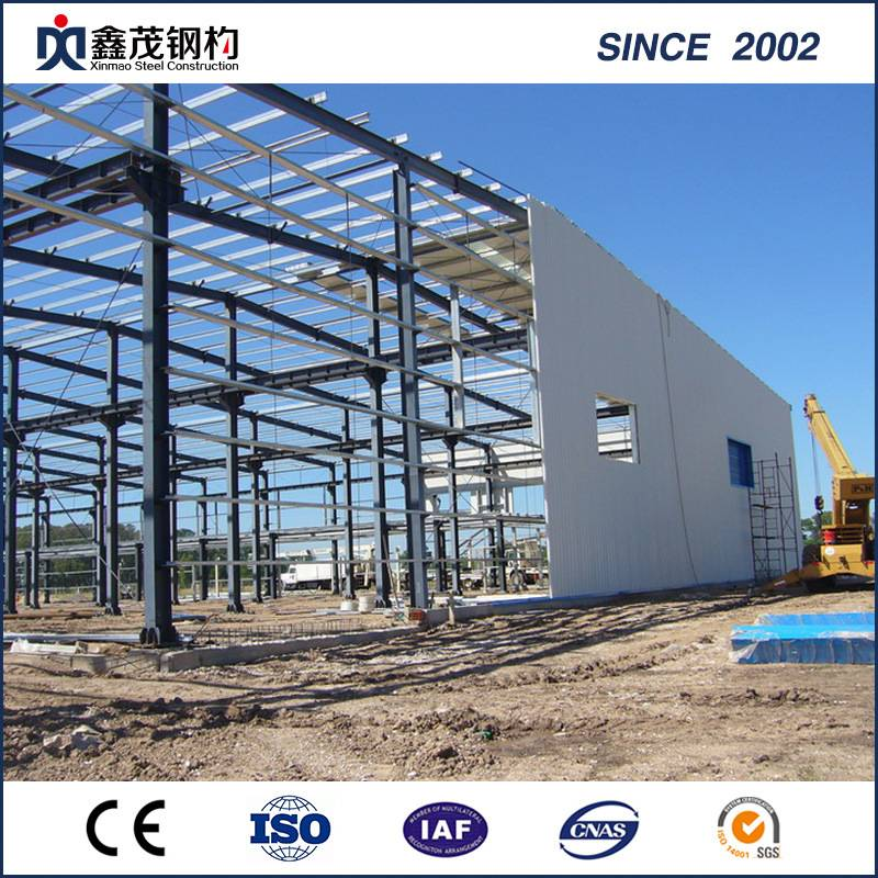 Massive Selection for span Steel Structural Buildings - Pre Engineered Steel Structure House for Industrial Building – Xinmao ZT Steel