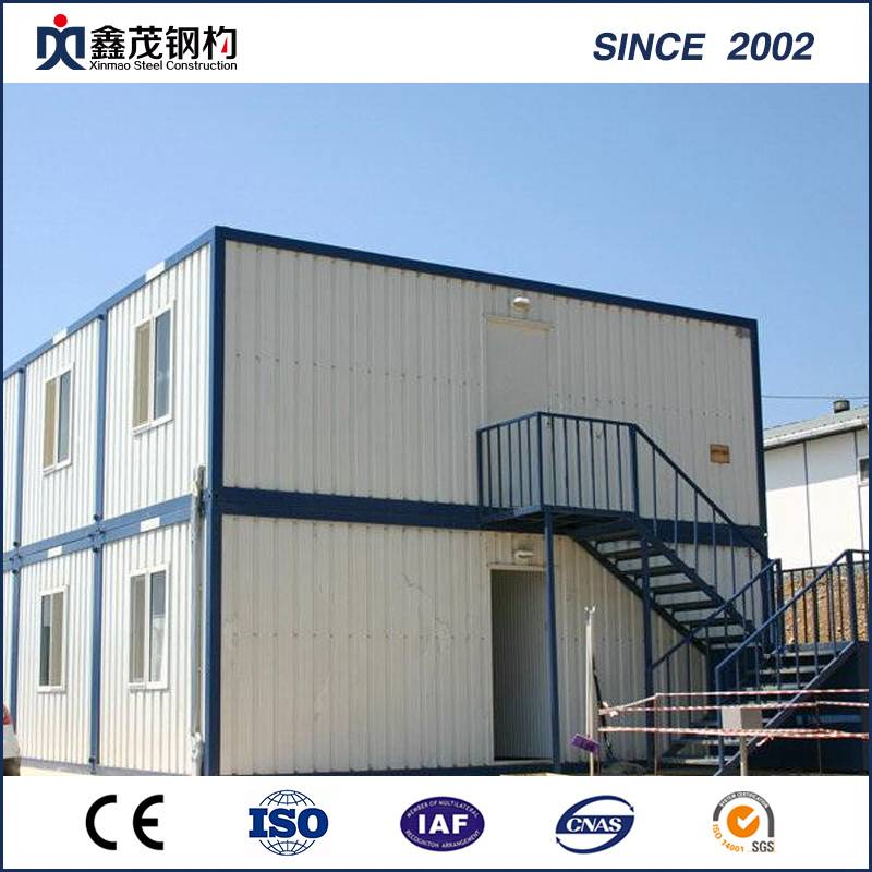 Factory directly High Quality Container House - Prefab Portable Residential Steel Container House (Container Home) – Xinmao ZT Steel