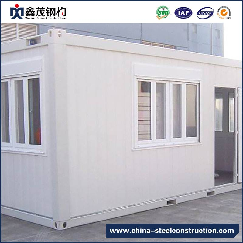 Wholesale Container Home Maine - Prefab Steel Frame Flat Pack Container House – Xinmao ZT Steel