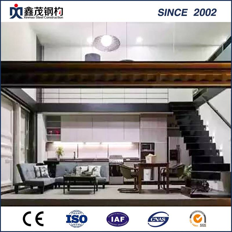 Prefabricated Container Villa Container House Container Home