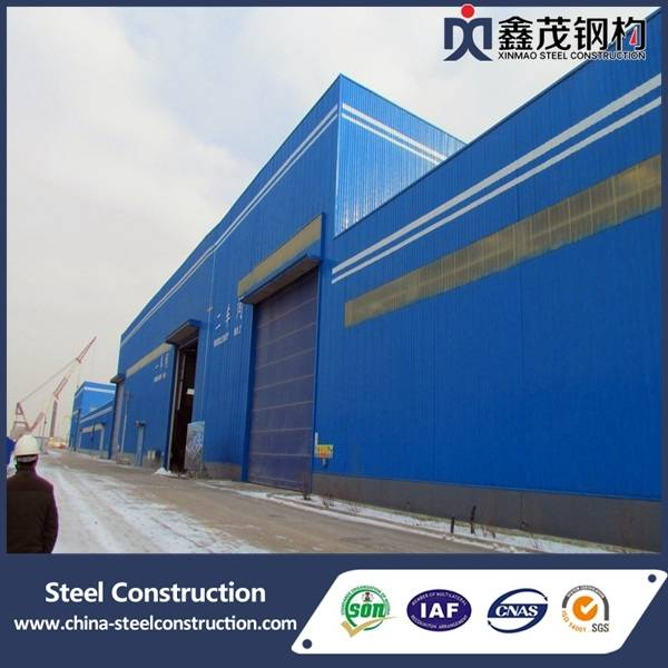 High Quality Prefabricated Industrial Structure Steel - Prefabricated Light Steel Structure Warehouse/Workshop – Xinmao ZT Steel