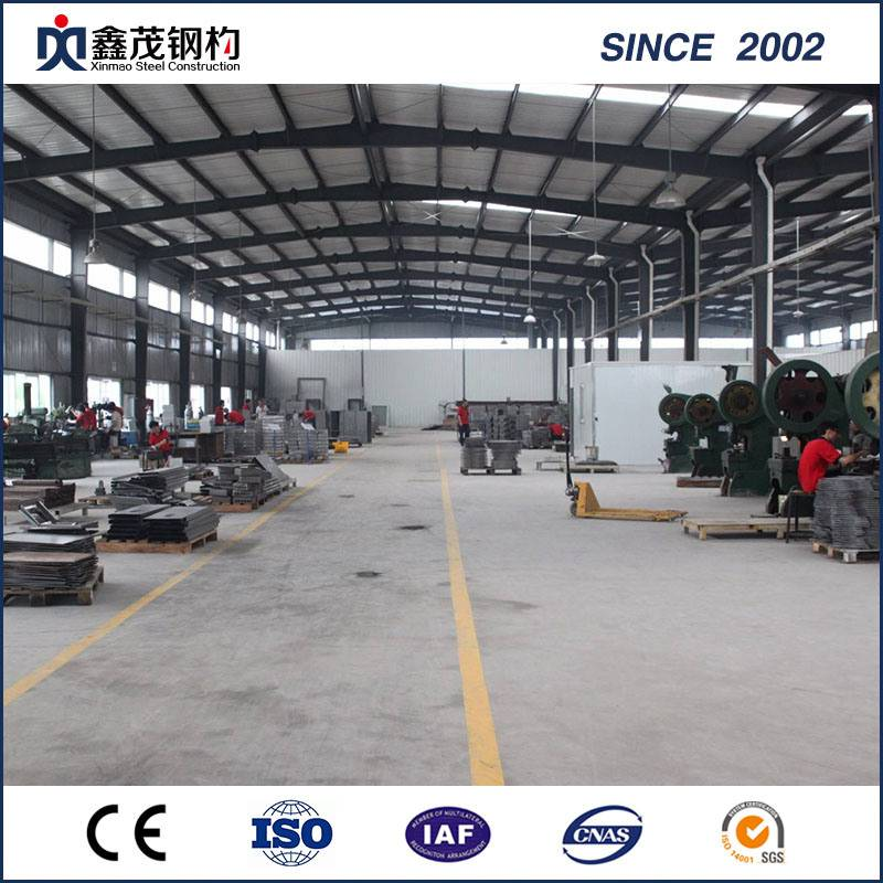 Prefabricated Steel Construction Building for Steel Structure Plant