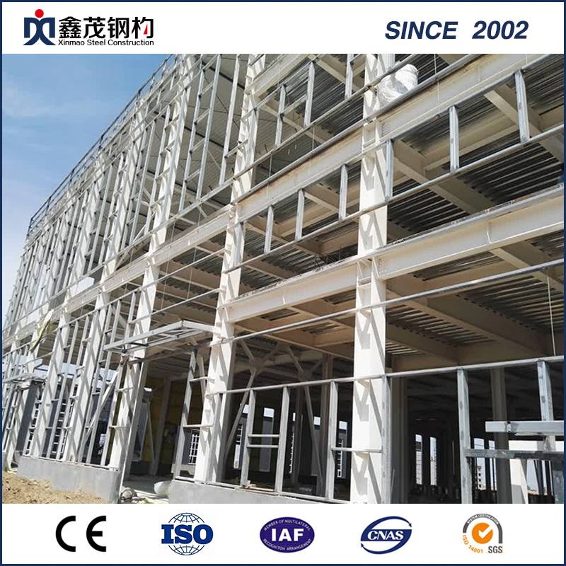 Price Sheet for Prefab Houses Nepal - Prefabricated Steel Metal Material Steel Structure Building (Steel Construction Workshop) – Xinmao ZT Steel