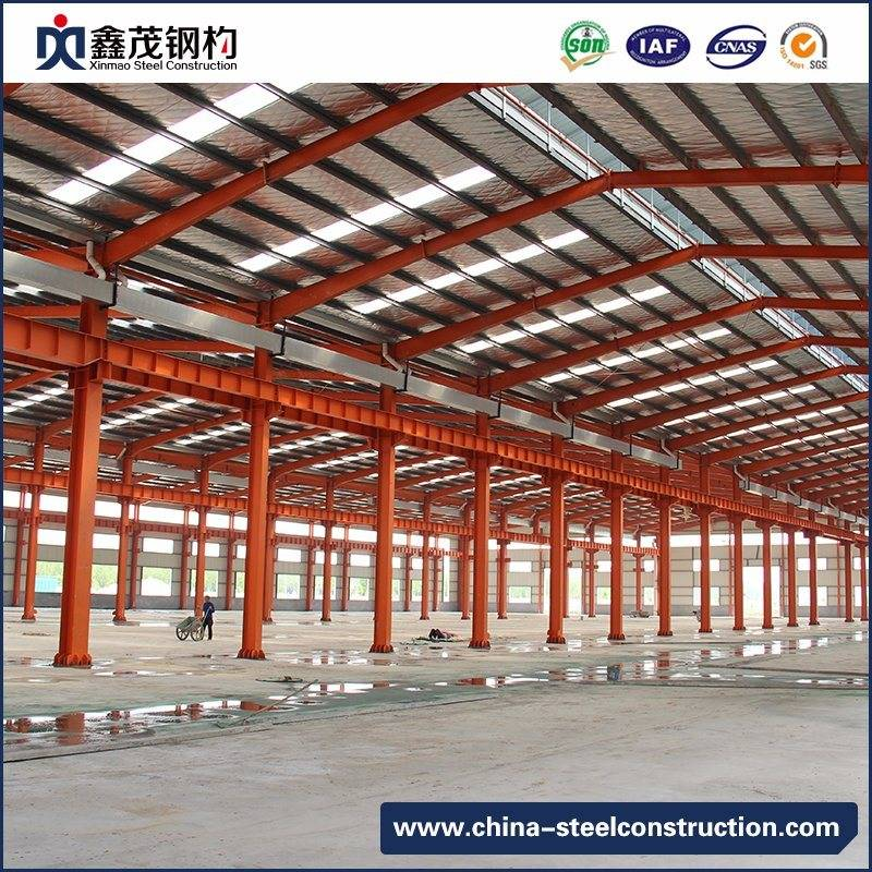 Best Price on Steel Workshop Buildings Uk - Prefabricated Steel Structure Warehouse Building – Xinmao ZT Steel