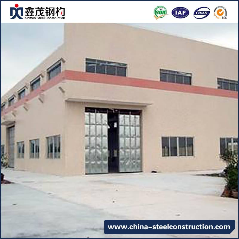 Hot New Products House Prefabricated - Prefabricated Steel Workshop Building Warehouse Steel Structure Design and Manufacture – Xinmao ZT Steel