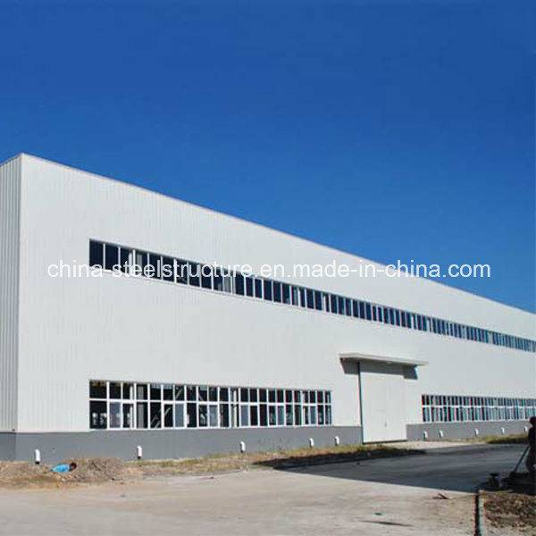 Professional Design High Quality Steel Building Construction
