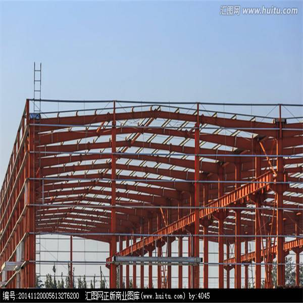 Professional Designed Steel Structure Prefabricated Construction From Qingdao, China