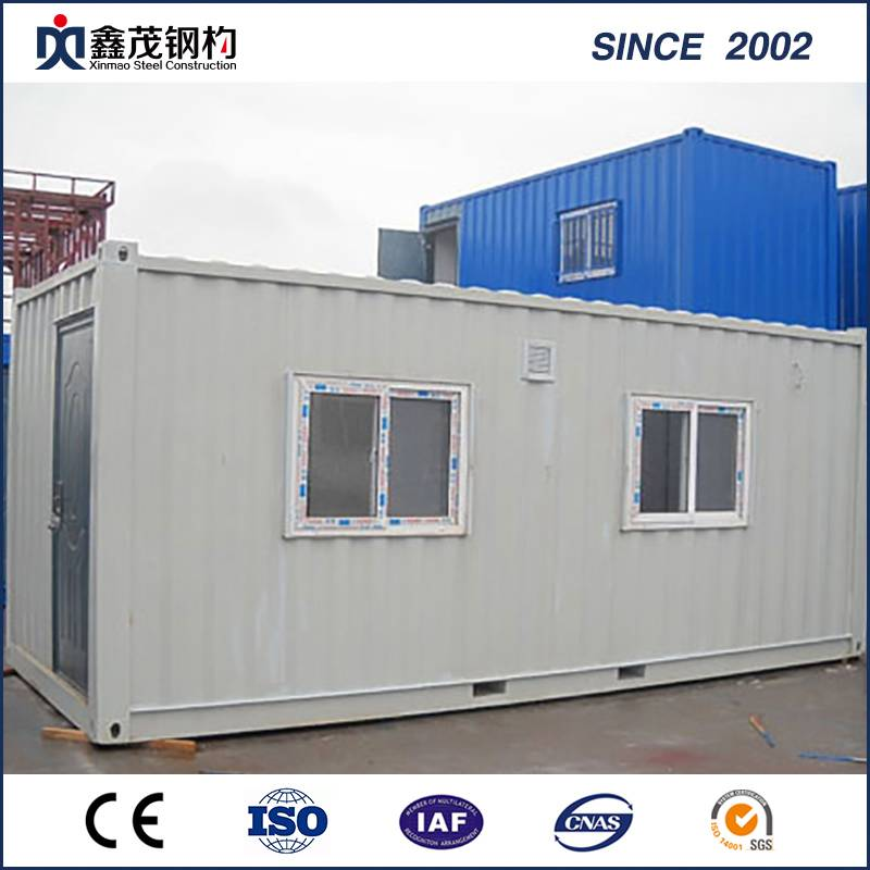 100% Original Factory Container Home Forum - Recyclable Mobile Container House for Workers Accommodation – Xinmao ZT Steel