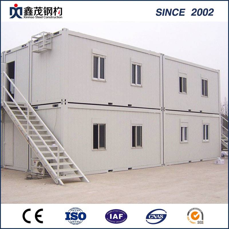Smart Sunud prefabricated Steel Structure Container House alang sa Office