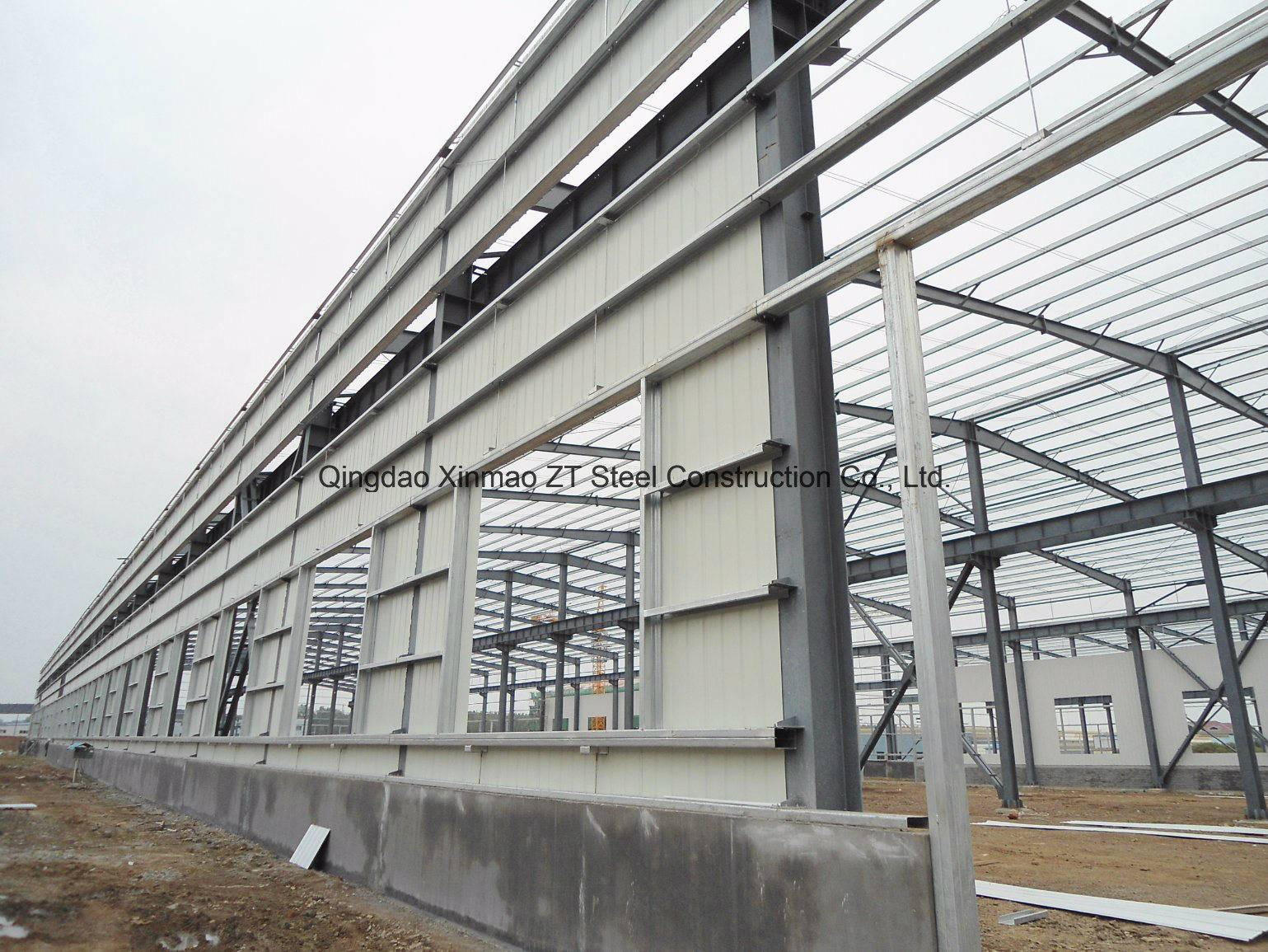 Manufacturing Companies for Steel Building -