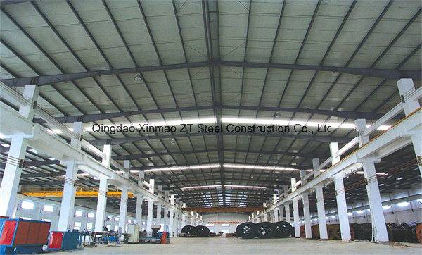 Cheapest Price Steel Workshop Buildings Prices - Steel Structural Modular Building with Low Price From Factory with Installation – Xinmao ZT Steel