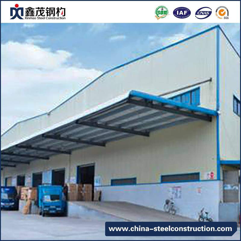 Wholesale ODM Steel Roof Structure - Steel Structure Construction Furniture Warehouse – Xinmao ZT Steel