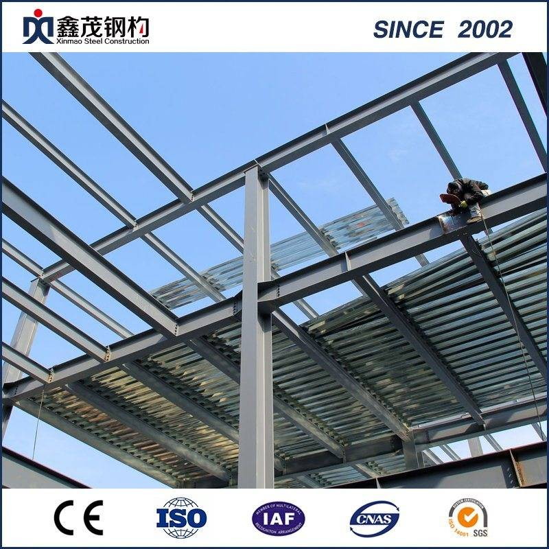 Steel Structure Modular House Building Steel Warehouse