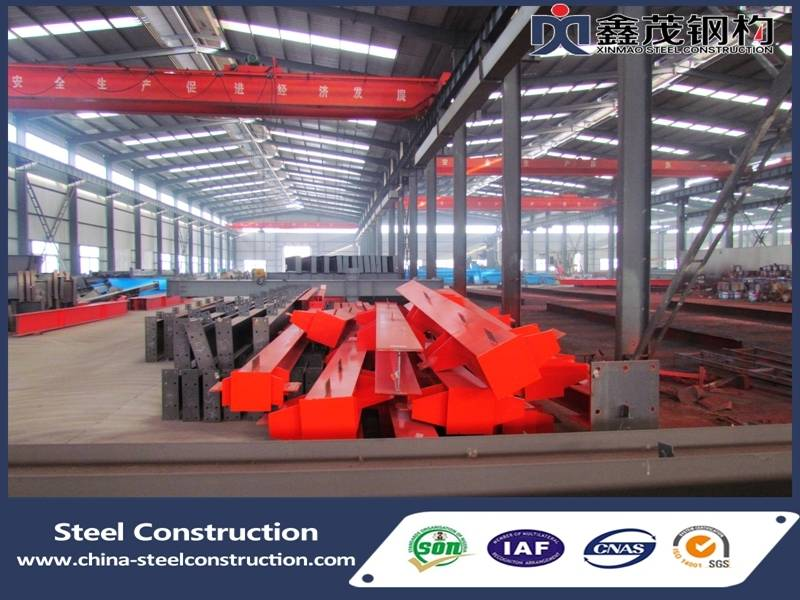 Factory Directly supply Private Lounge - Steel for Prefabricated House with Good Quality for Sale – Xinmao ZT Steel