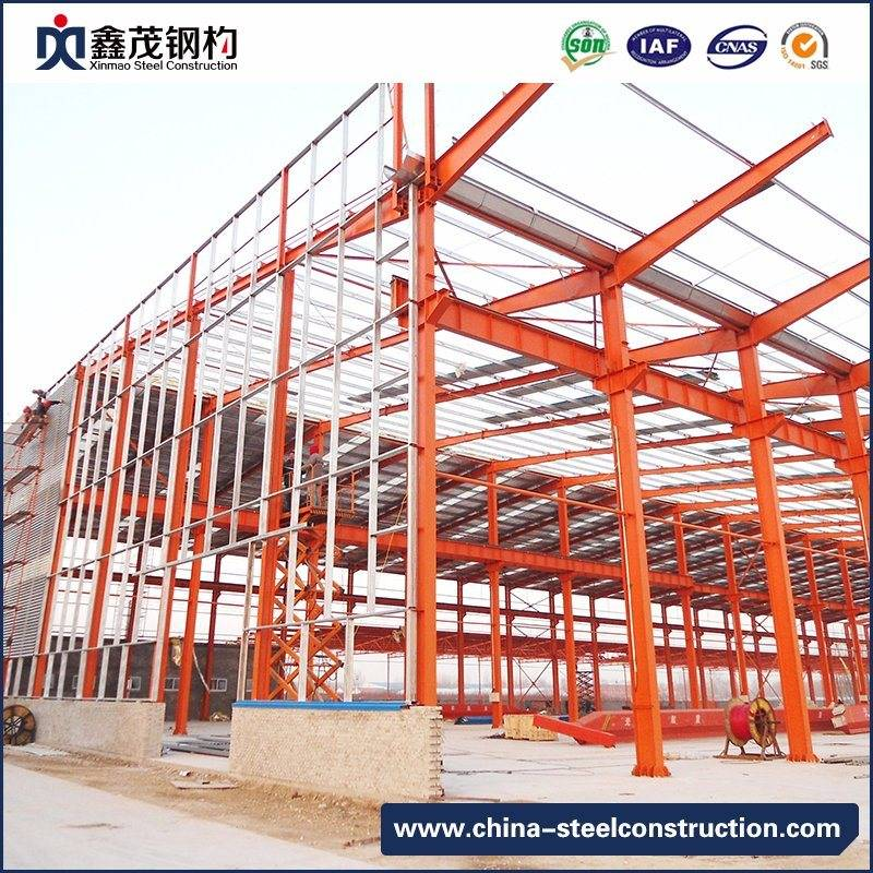Free sample for Container Home Ottawa - Structural Steel Construction From China – Xinmao ZT Steel