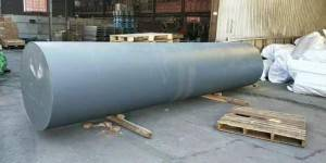 10 pcs steel tanks delivery to Mongolia.
