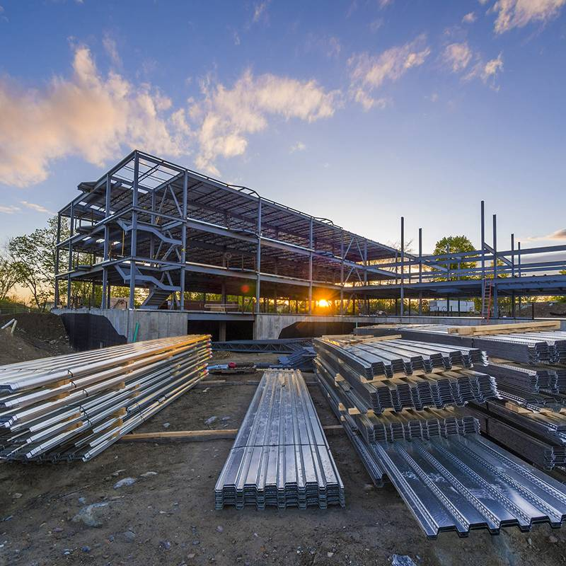 Fast installation low cost prefabricated warehouse steel structure philippines Featured Image