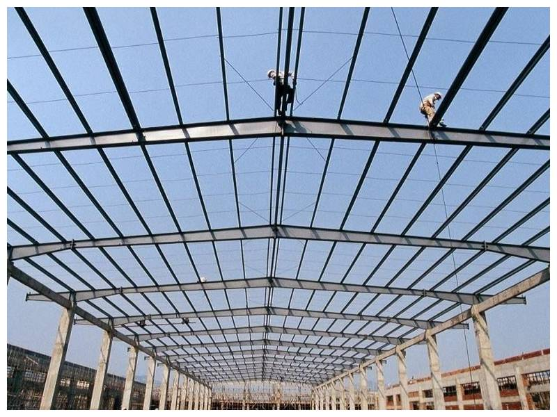 ISO Frame Steel Structure Building/ Prefabricated Warehouse Made in China Featured Image
