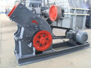 Short Lead Time for 300t Silo With Certification - Hammer Crusher Machine – QuanHua