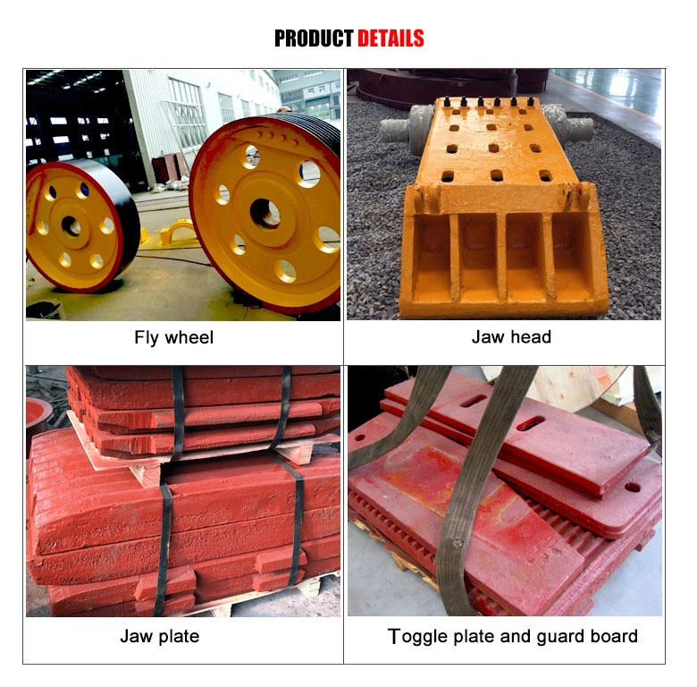 Jaw Crusher details