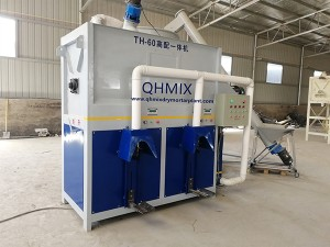 Mobile Dry Mix Mortar Production Line