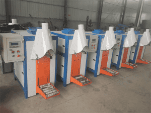 New Design Impeller Powder Filling Machine