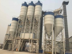 Ready Mix Plaster Plant