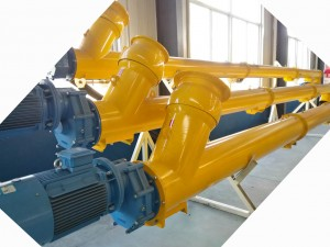 Top Suppliers Automatic Wall Plastering Machine - Screw Conveyor – QuanHua