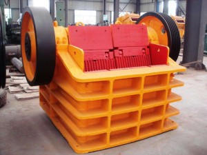 Jaw Crusher stroj