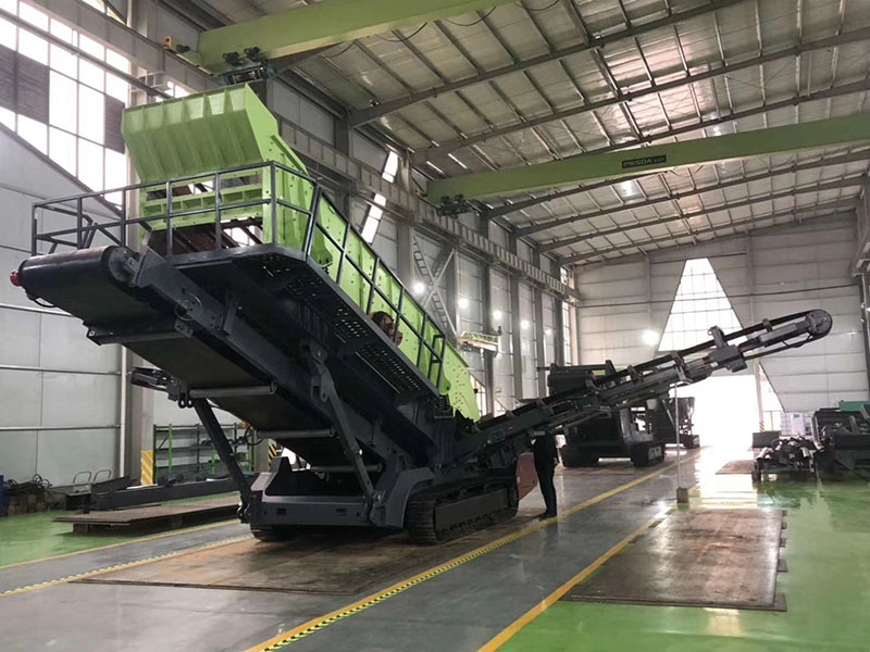 Mobile Crushing Plant Featured Image