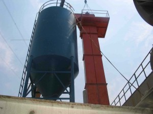 TH Chain Bucket Elevator