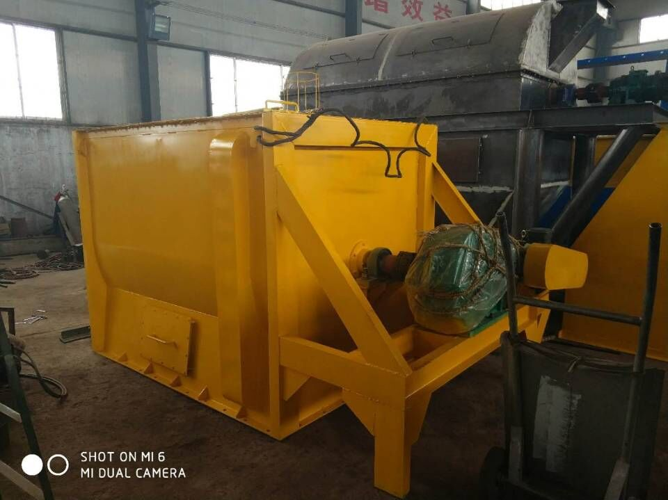 3m3 ribbon blender