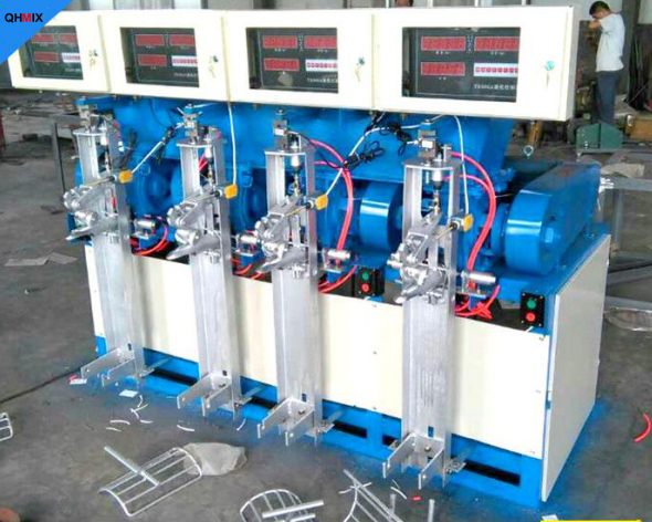 30 TH Three Mouth Valve Filling Machine
