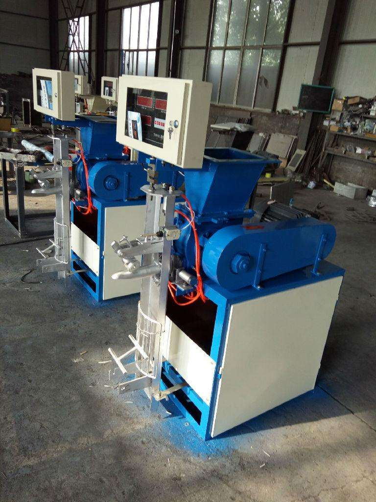 10TH One Mouth Valve Bag Packing Machine