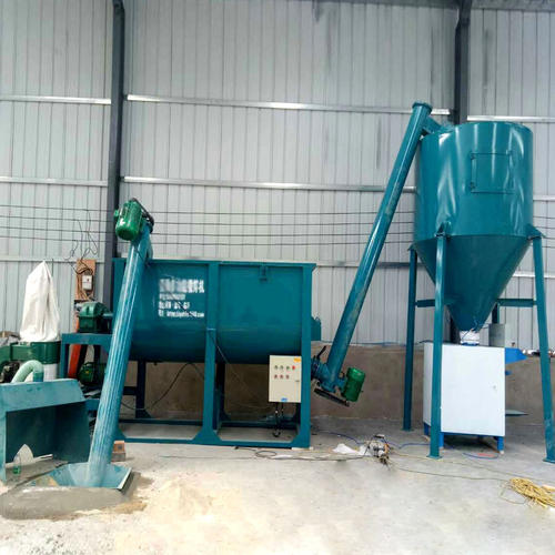 DF-20-2000L Simple Wall Putty Machine