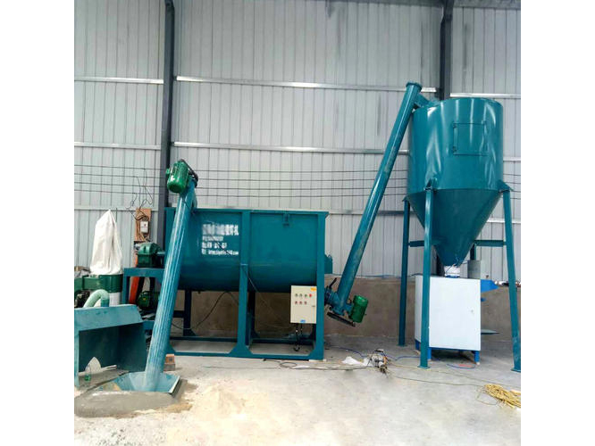 QH-20 Simple Wall Putty Mixing Machine Featured Image