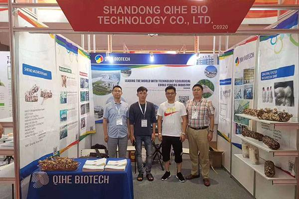 Qihe Bio Tech attended the expo 'Food & Hotel Indonesia 2019'
